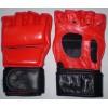 Red Pro-Stye MMAGloves