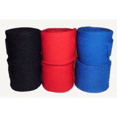 Boxing MMA HANDWRAPS ALL COLORS - Mexican Style Adult PAIR