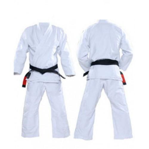 WHITE Pearl Weave 100/% Cotton Preshrunk Brazilian Jiu Jitsu Gi for Mens NEW