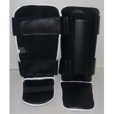 MMA Shin-Instep Guards for Boxing / MMA (Professional Quality)