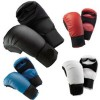 Black Karate Gloves